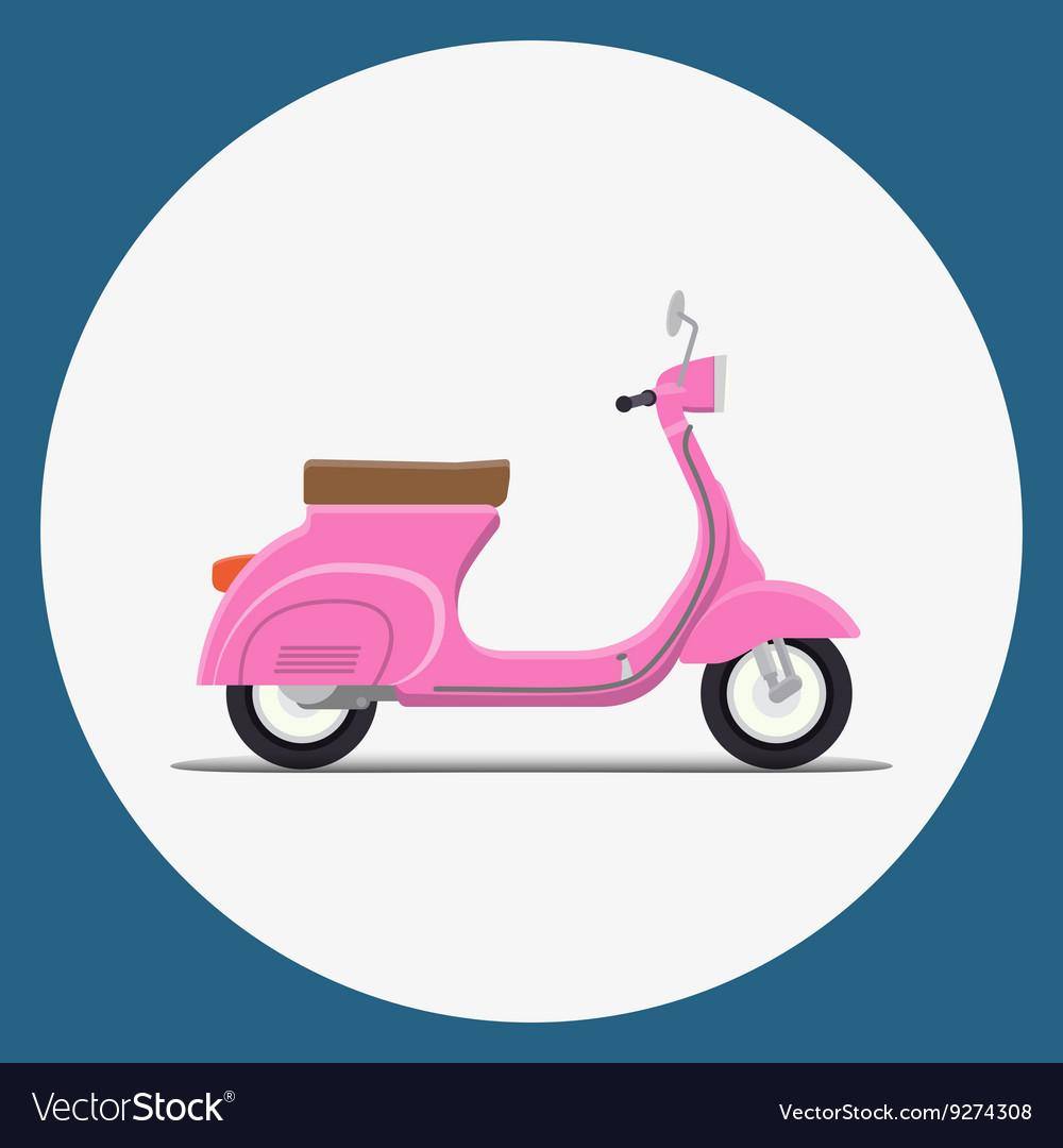 Moped Flat