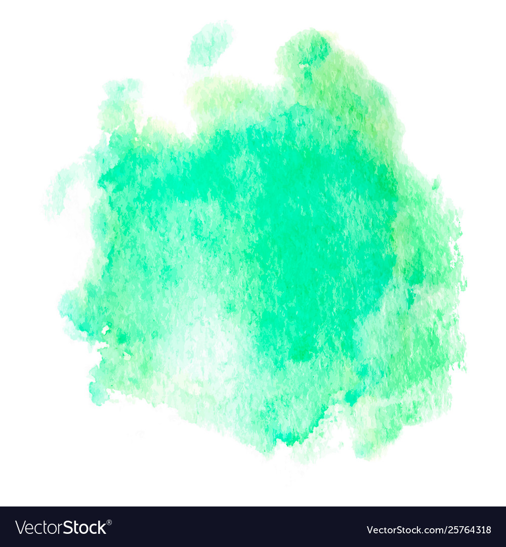 Colorful abstract background soft green