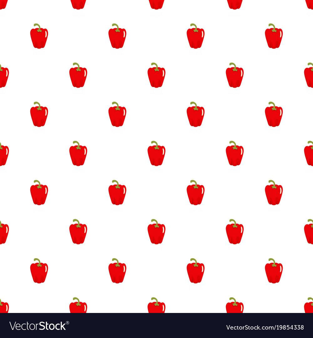 Pepper pattern seamless
