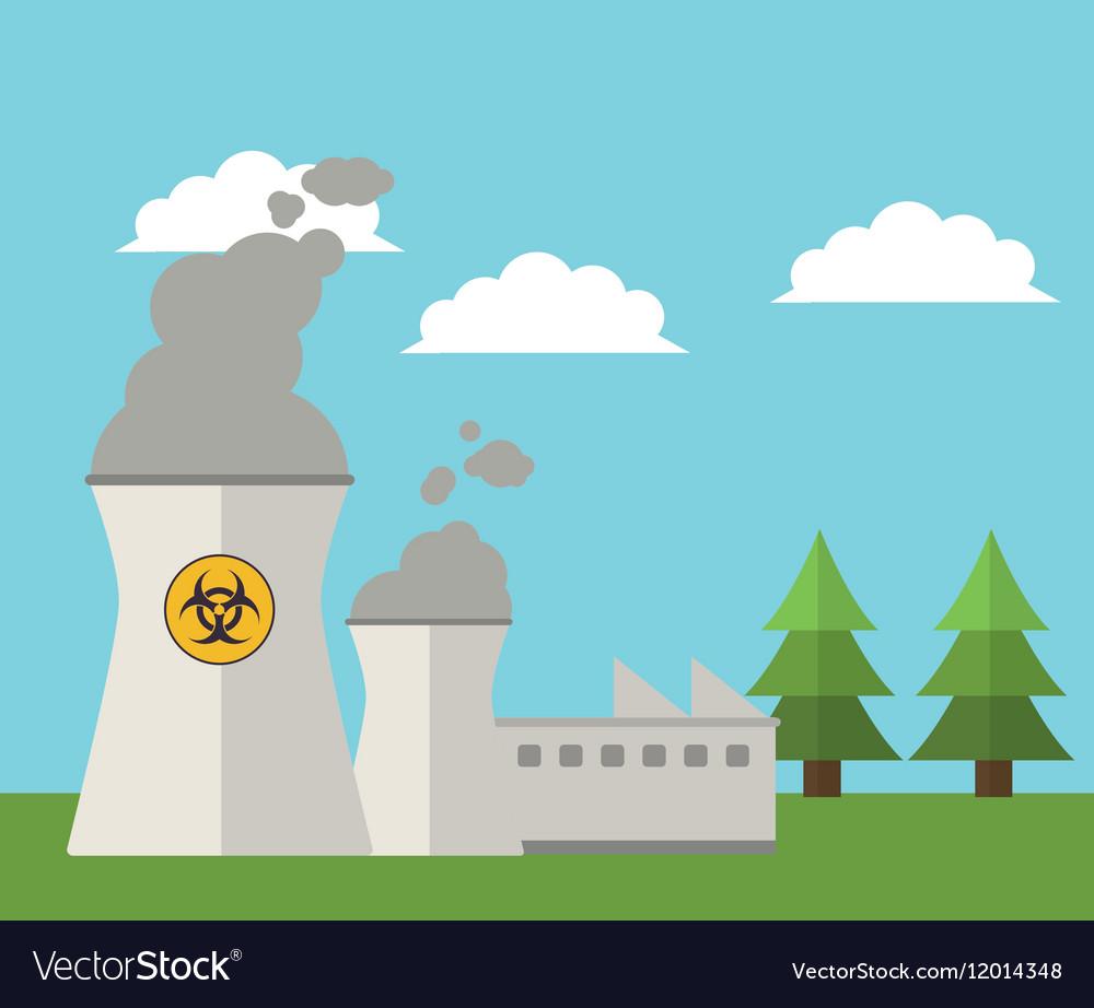 Nuclear plant energy power landscape