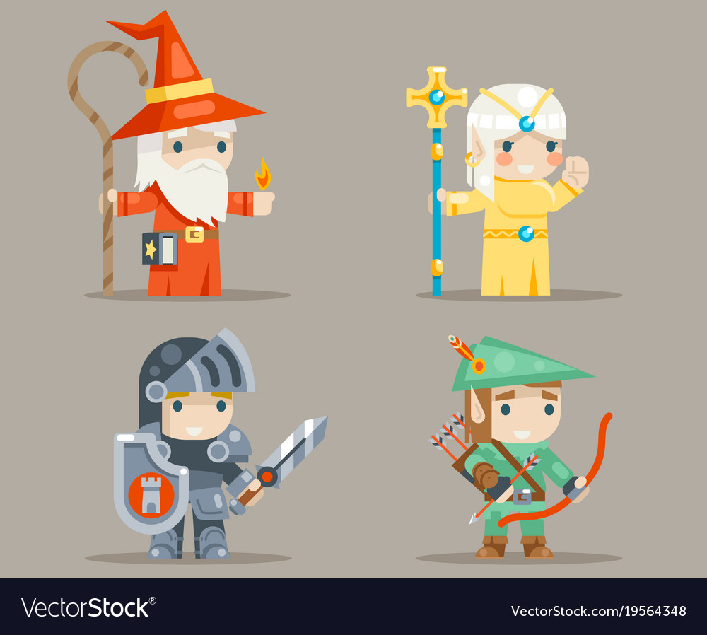 Fantasy Art High Priest