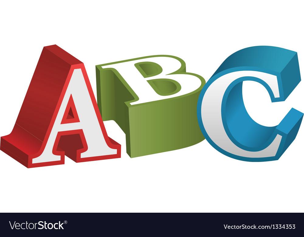 Abc news graffiti font alphabet urban art design stock vector stock