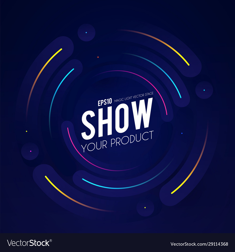 Abstract minimal background color motion design