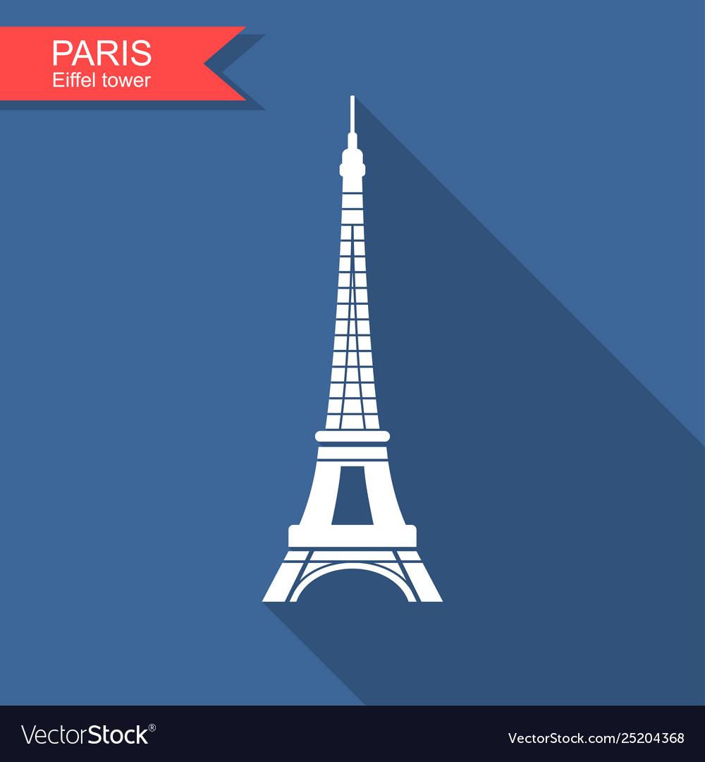 Eiffel tower paris france travel paris icon