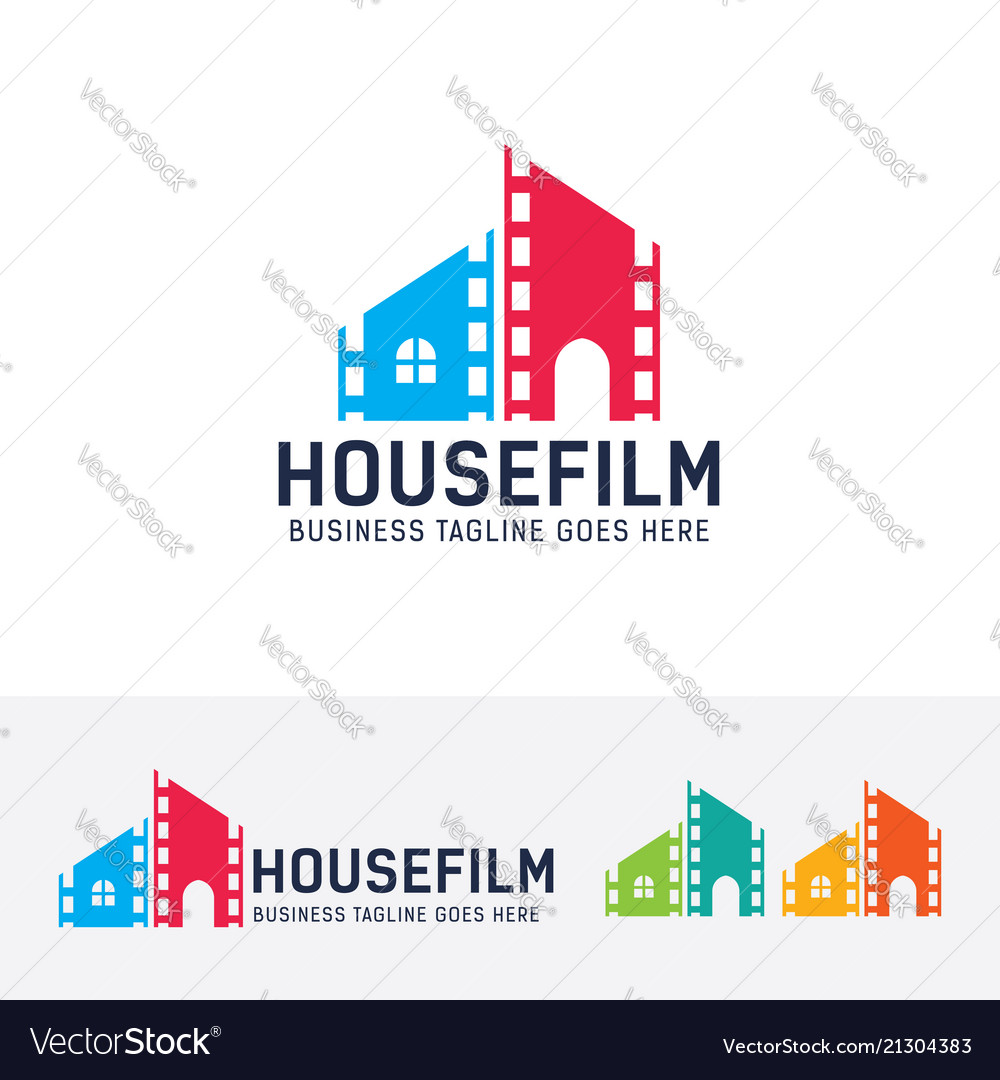 House film logo design