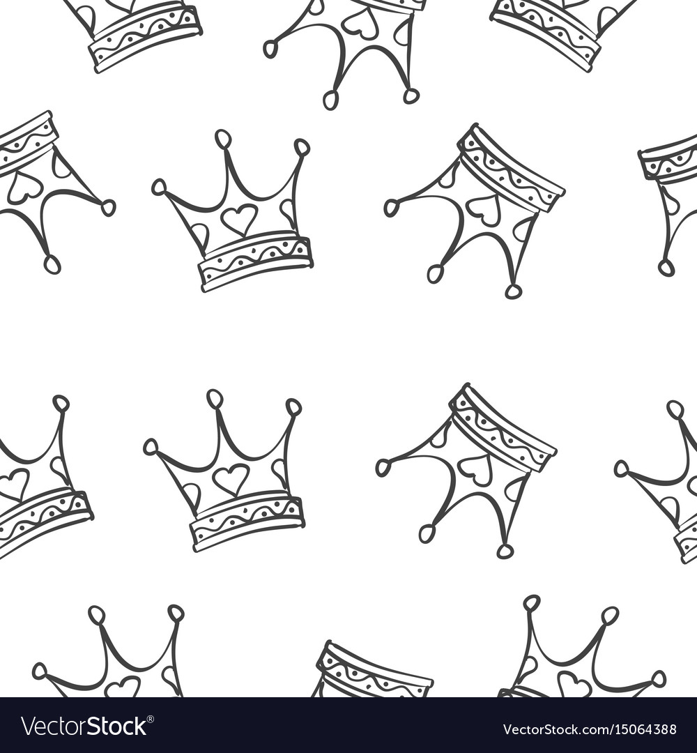 Crown pattern style