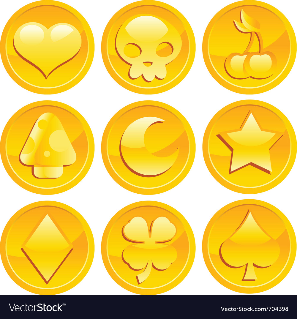 Game gold coins