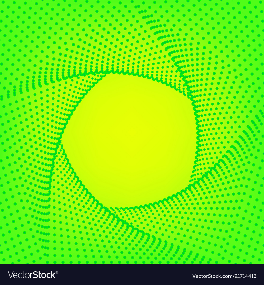 Green yellow gradient background abstract