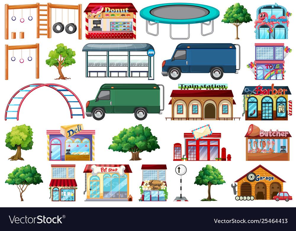 Set urban shop