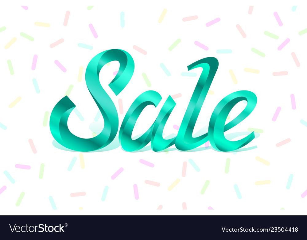 Blue metal lettering sale price offer deal labels
