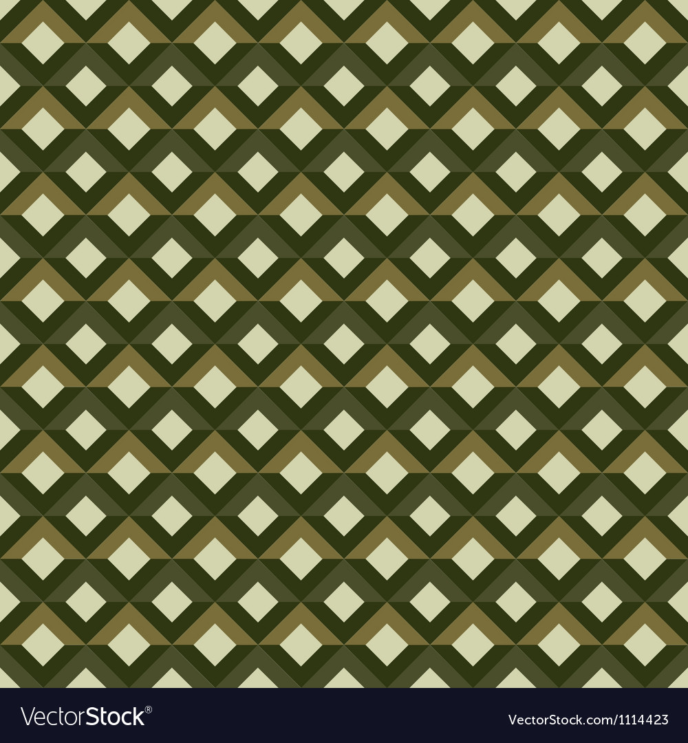 Seamless geometrical pattern Eps8 image vector image