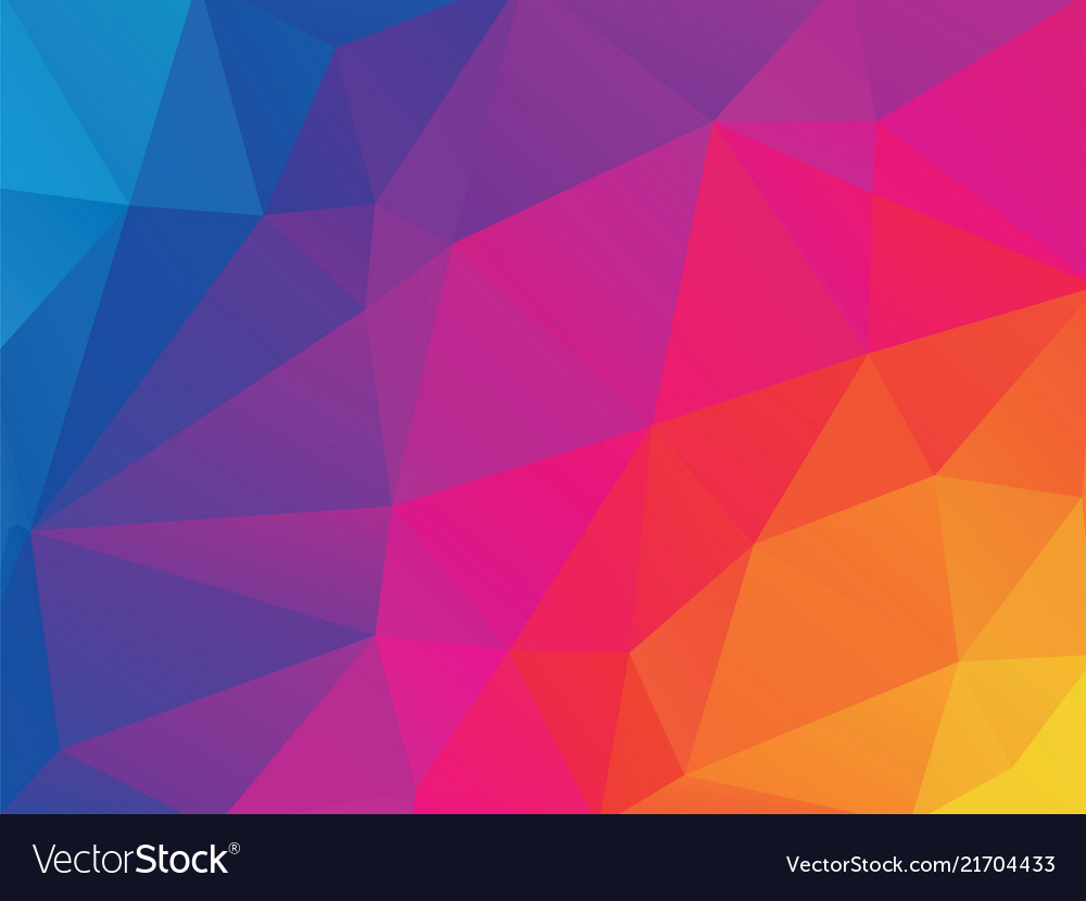 Colorful geometric texture background Royalty Free Vector