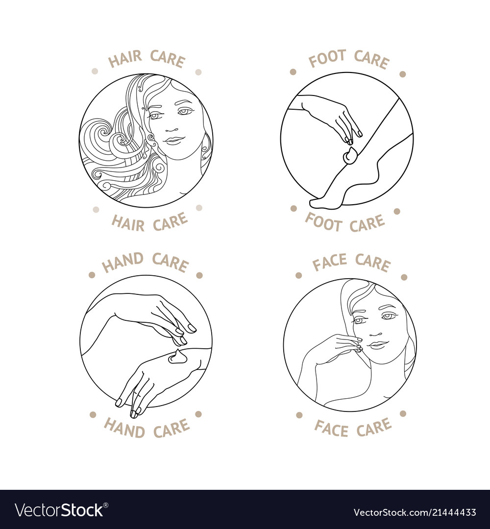Face hand foot and hair care