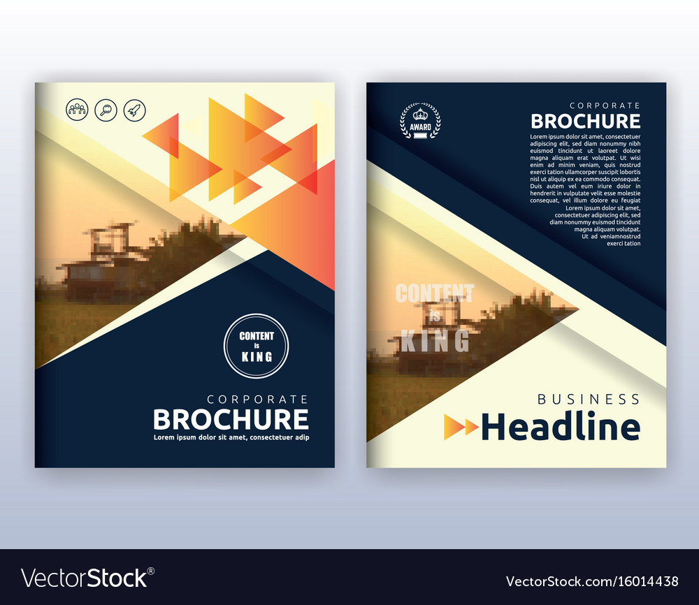 Multipurpose modern corporate business flyer