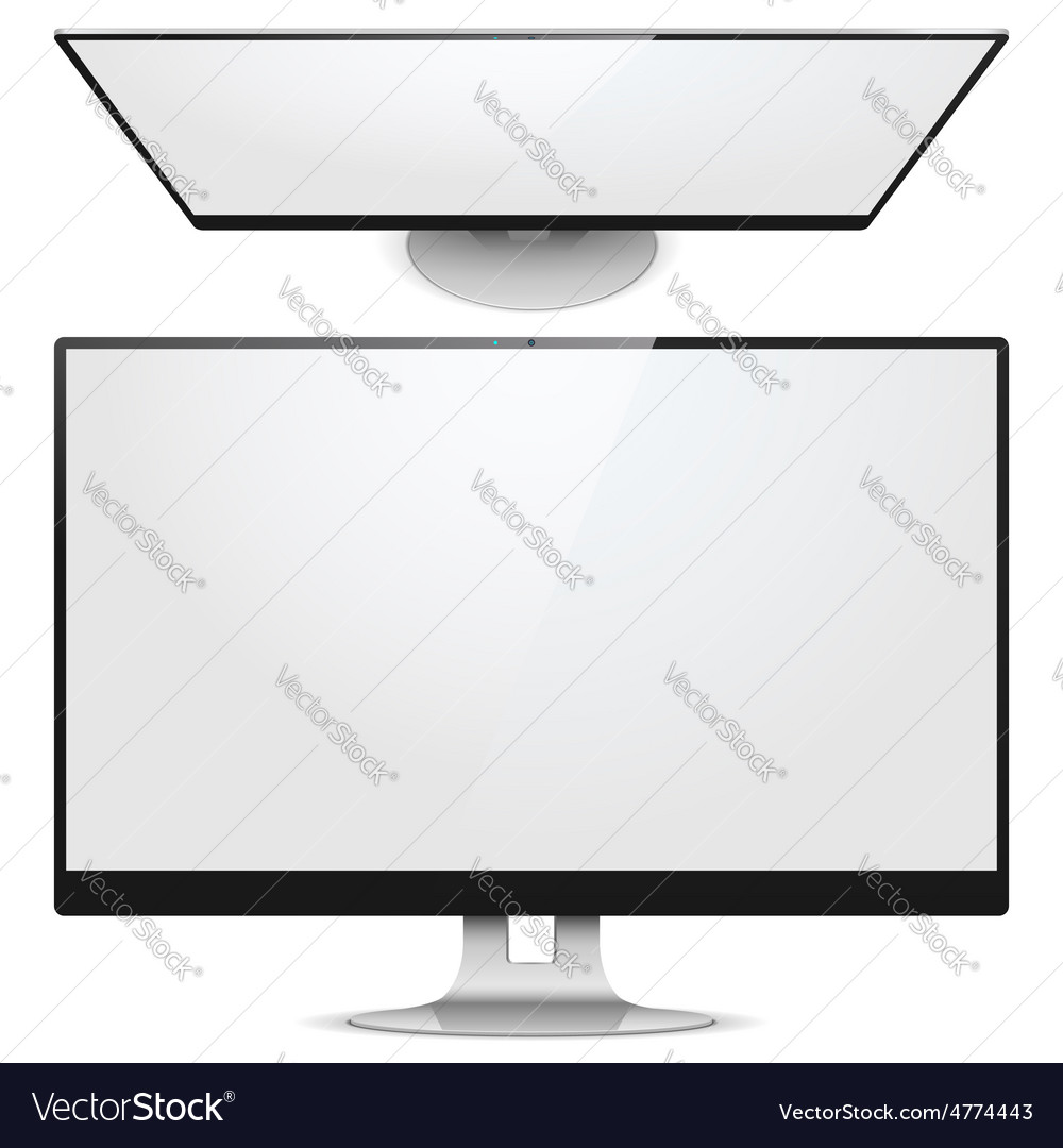 Monitor Front View