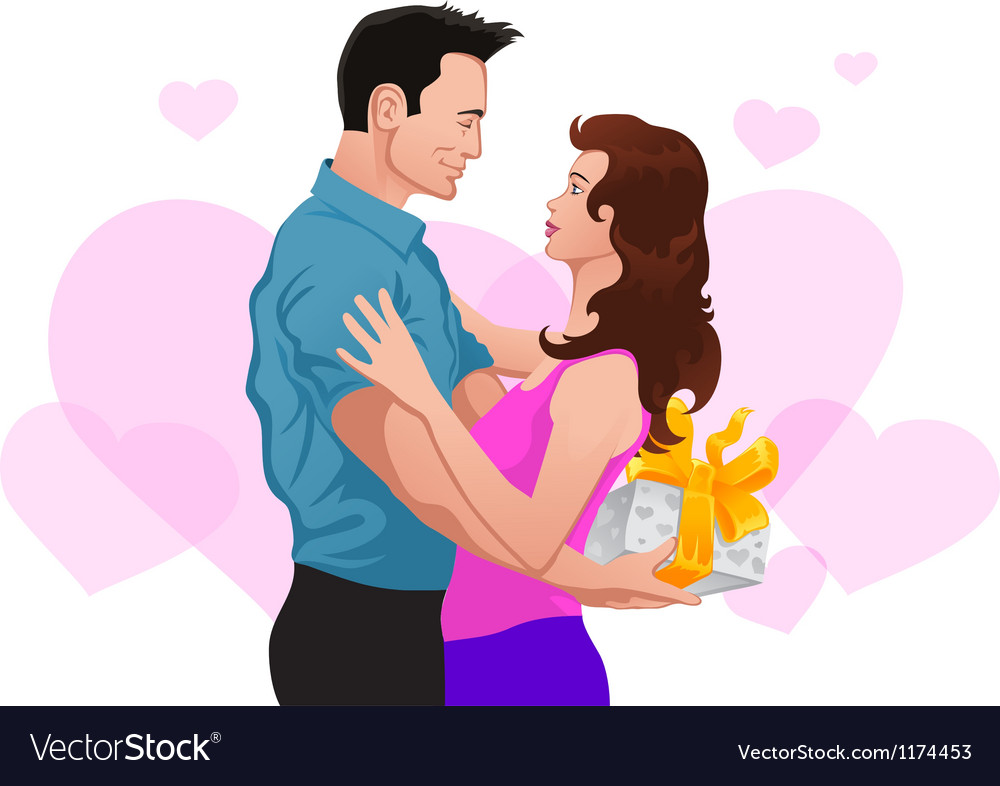 man dating en gift man
