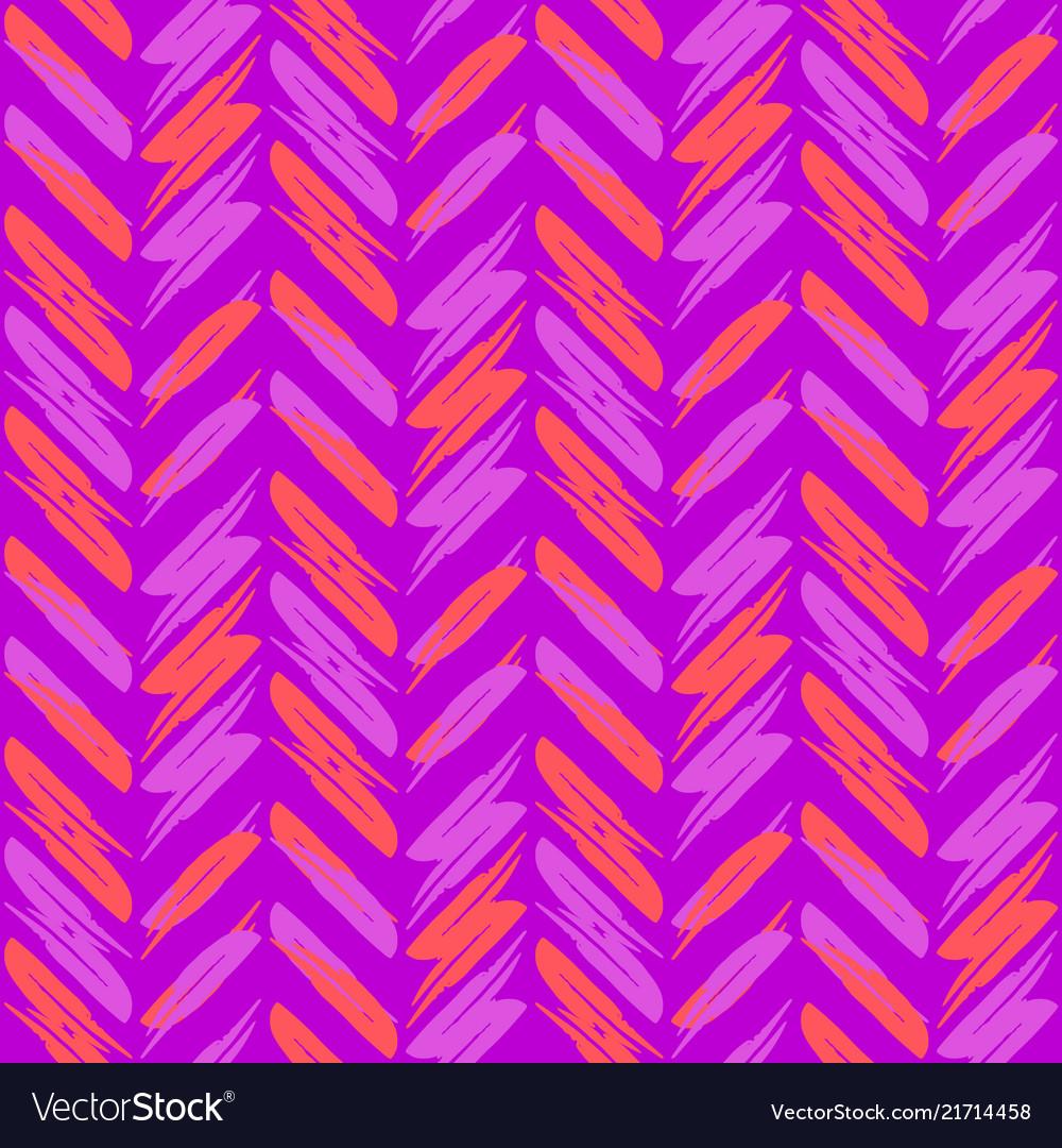 Zigzag pattern seamless bright purple magenta