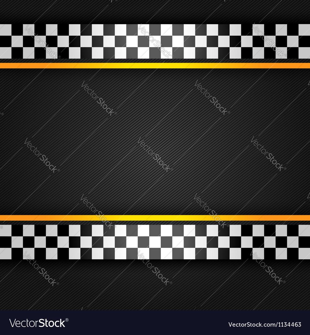 Metallic sheet vector image