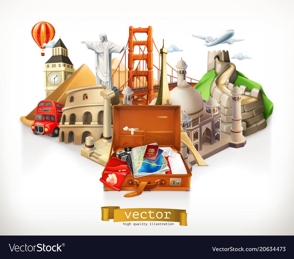 Travel 3d