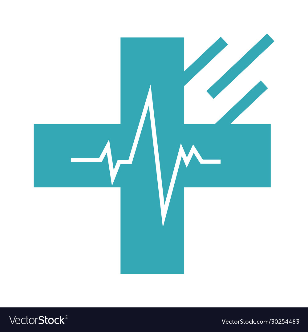 Donor mark medical cross web icon clinic