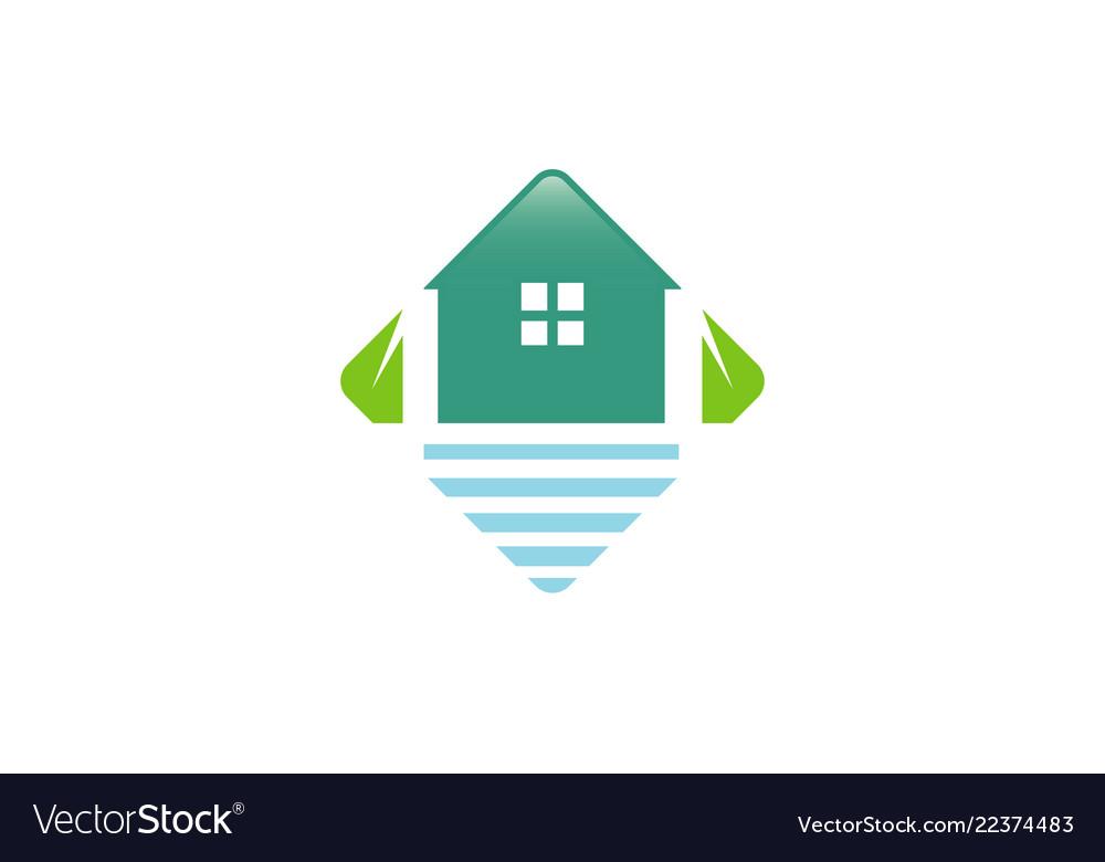 House sea box logo