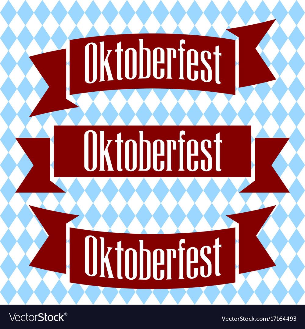 Emblem oktoberfest beer festival 2017 oktoberfest