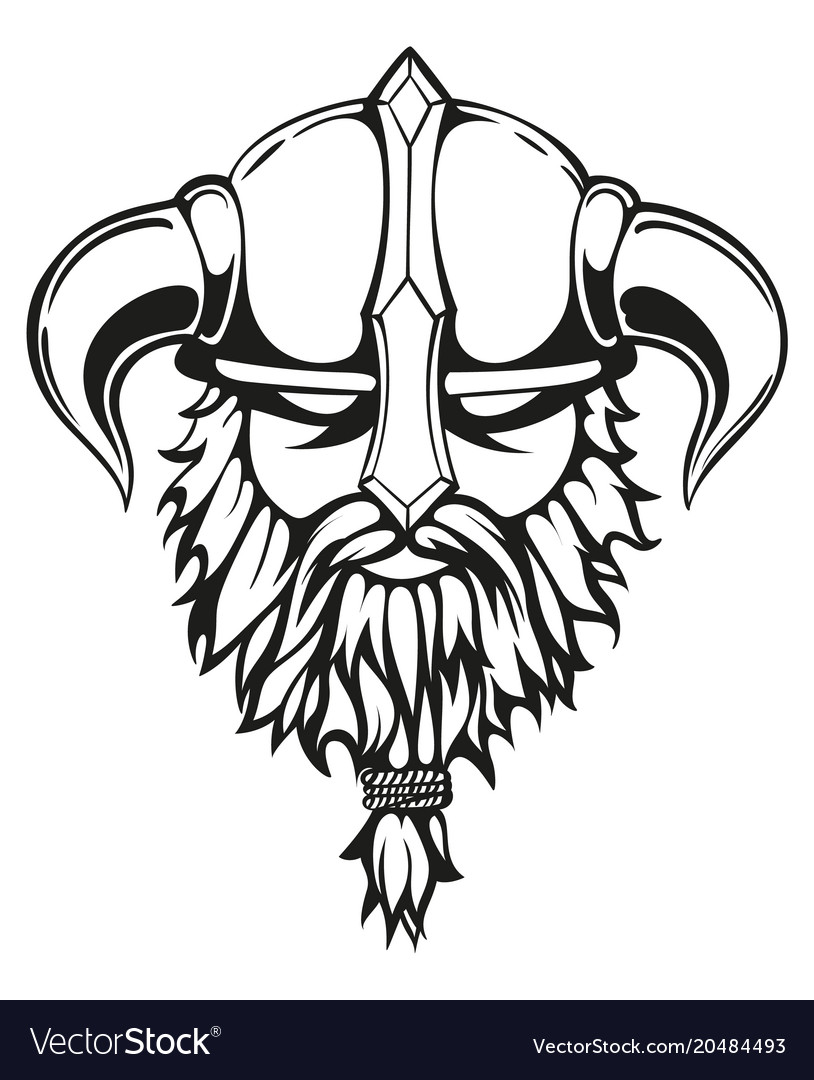 Viking graphic image