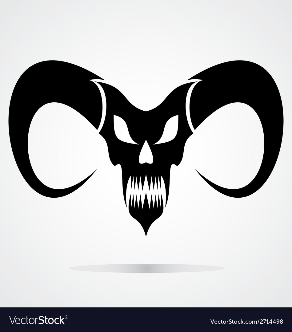 Black Demon Skulls
