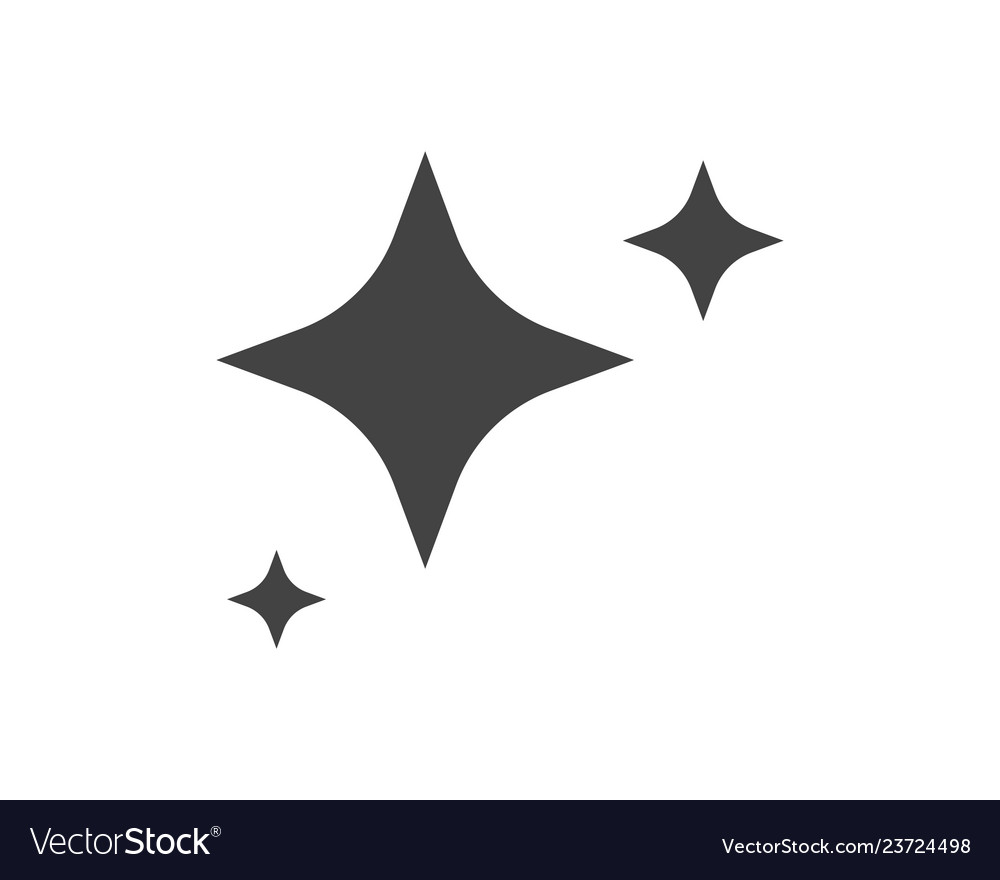 Star icon template