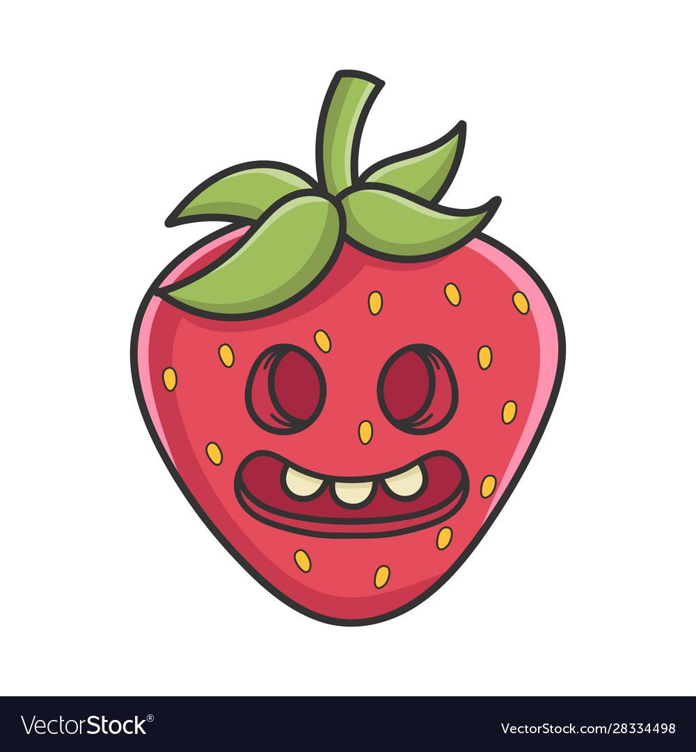strawberry zombie