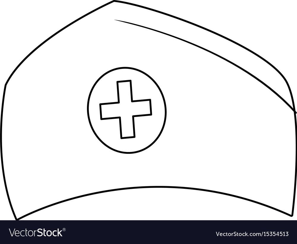 Nurse cap medical ha
