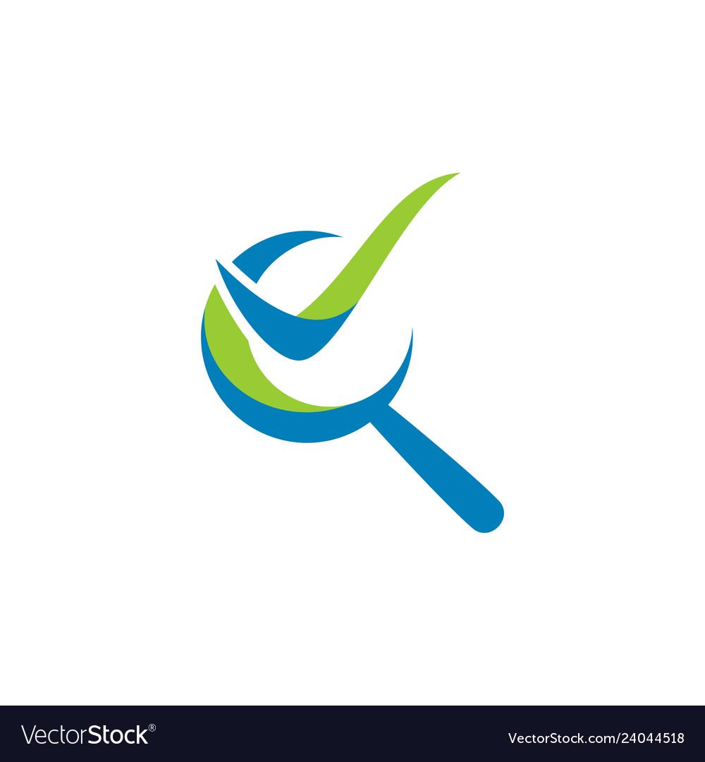 Audit company logo design