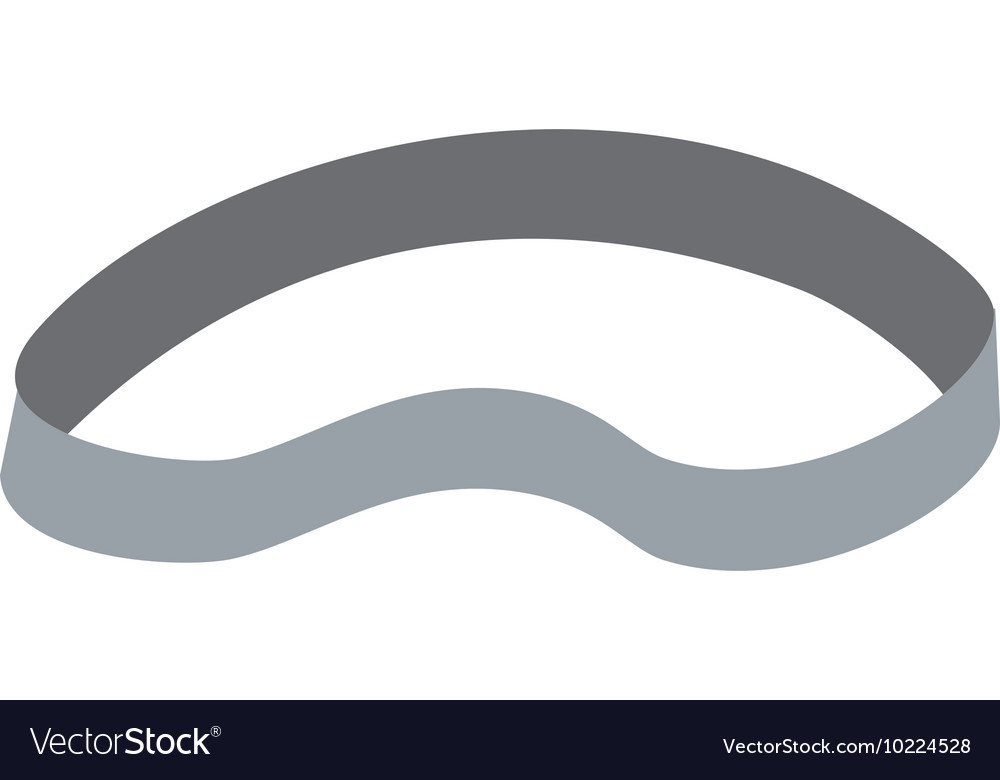 Animal dog collar vector image
