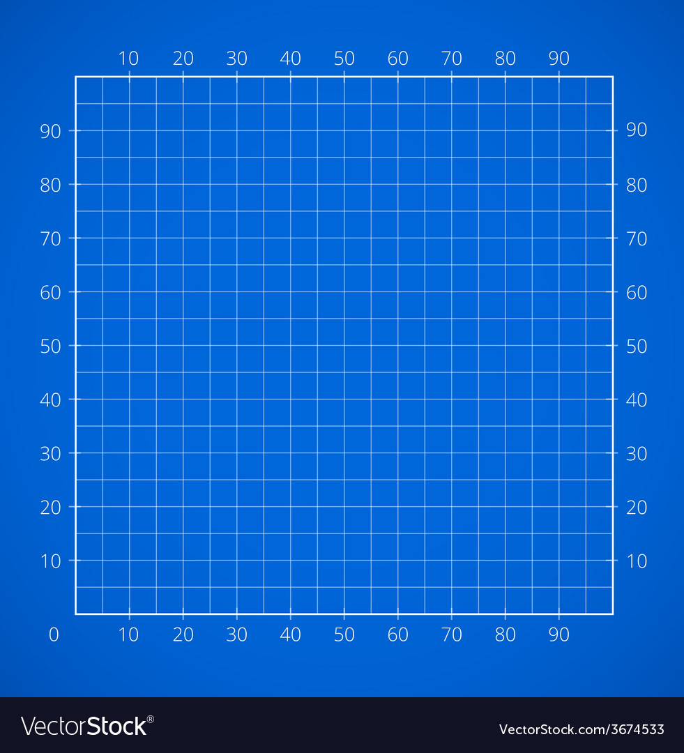Blueprint squared paper sheet royalty free vector image blueprint squared paper sheet vector image malvernweather Image collections