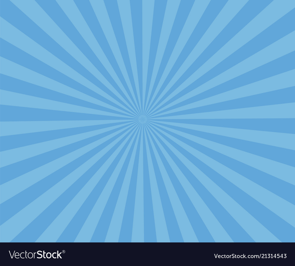Blue art striped background modern stripe rays