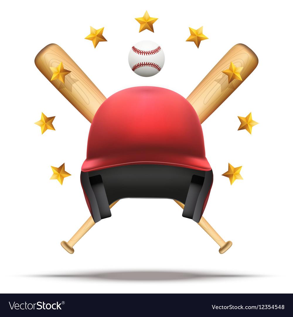 Baseball and Softball symbol