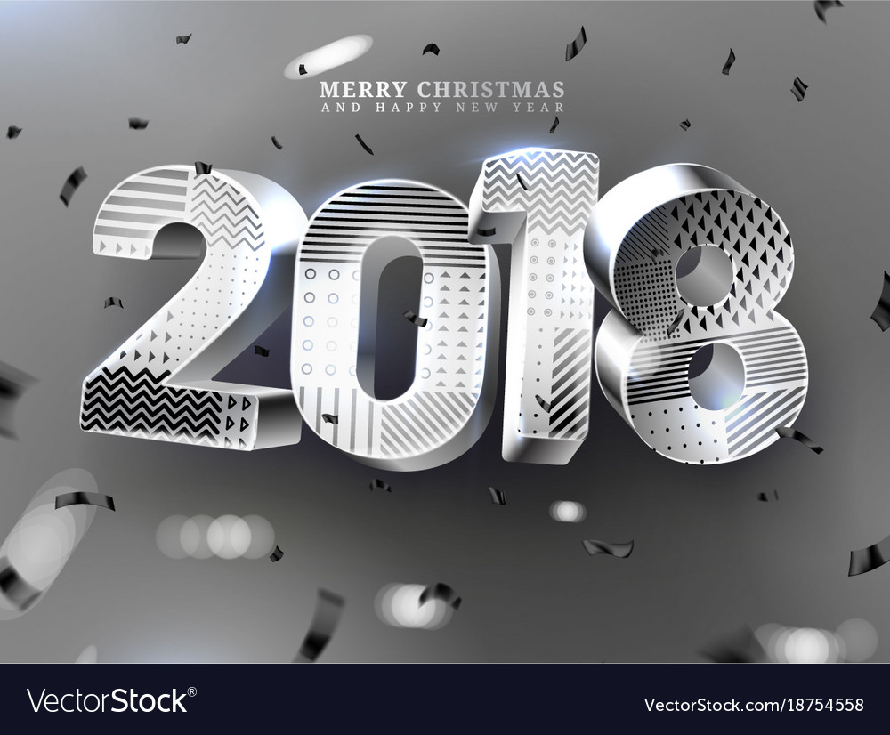 2018 merry christmas and happy new year