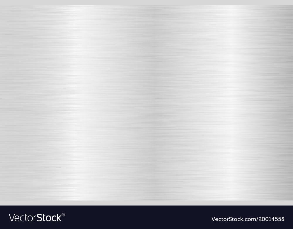 Brushed steel background metal texture