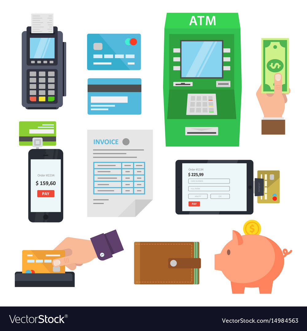 Payment of services via terminals and web services