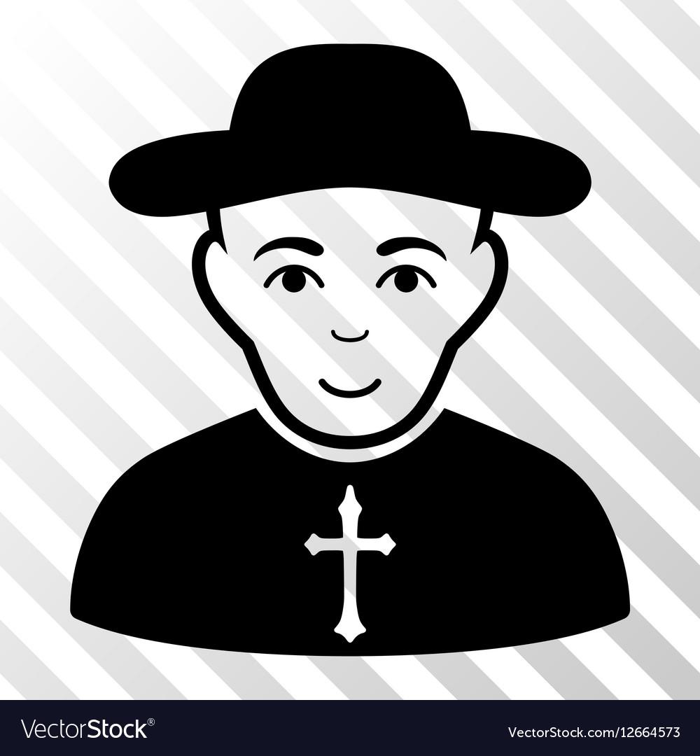 Christian Priest Icon