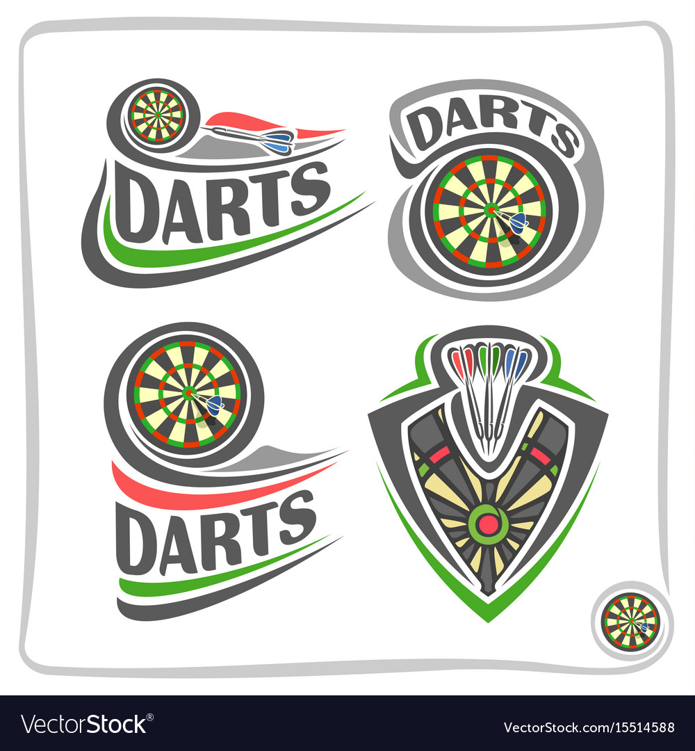 Set icons for darts game