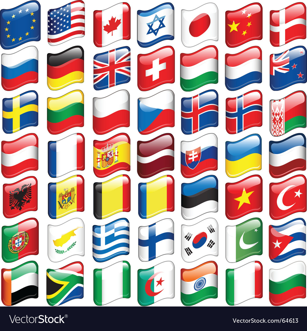 Flags of the World: Sylvie Bednar