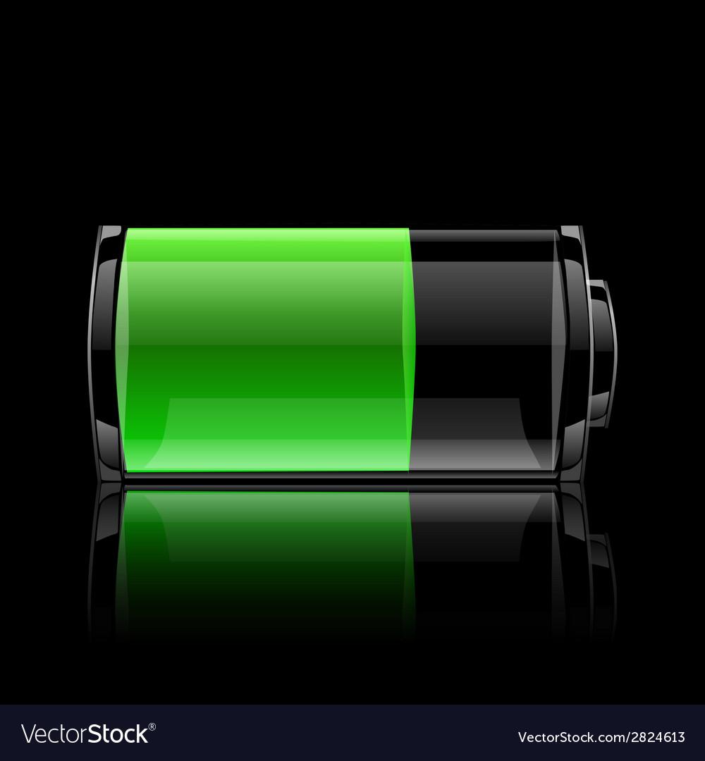 картинка на уровне заряда батареи генеральной классификации подсчитываются