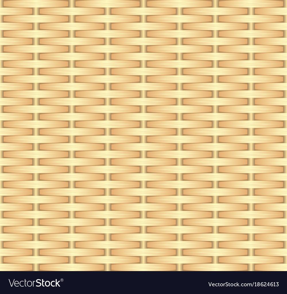 Wicker vector image