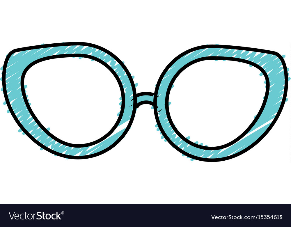 Glasses to use in the eyes