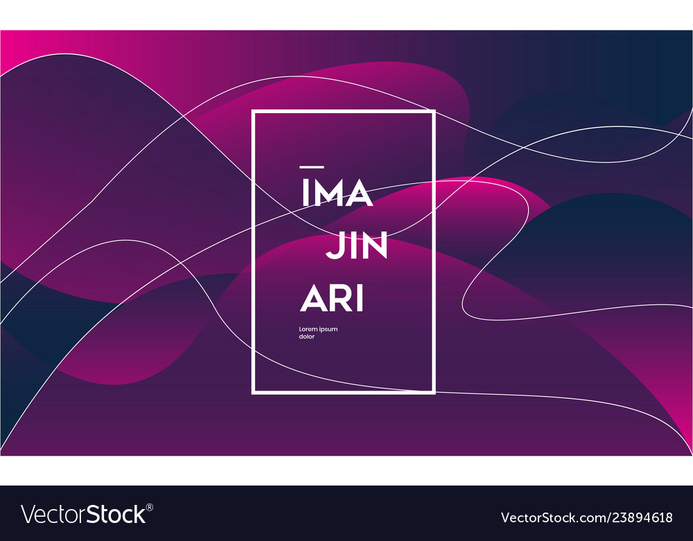 Modern abstract purple background