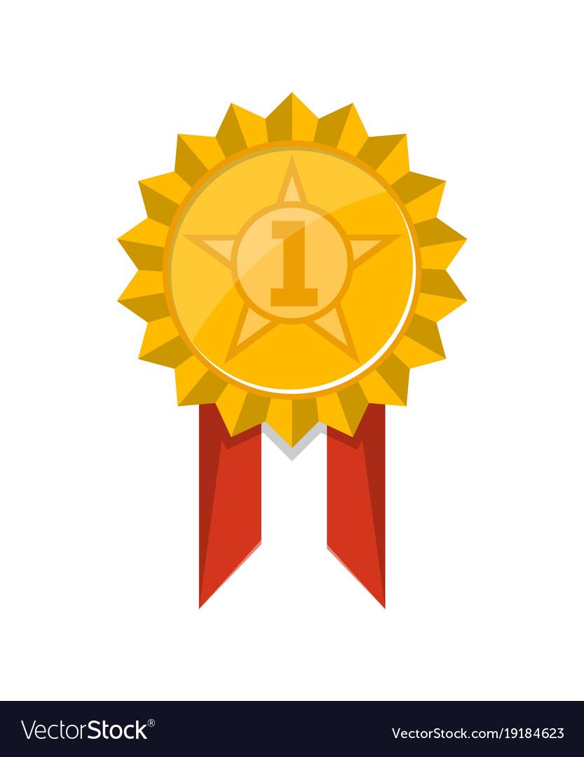 Third Place Ribbon Award Labels