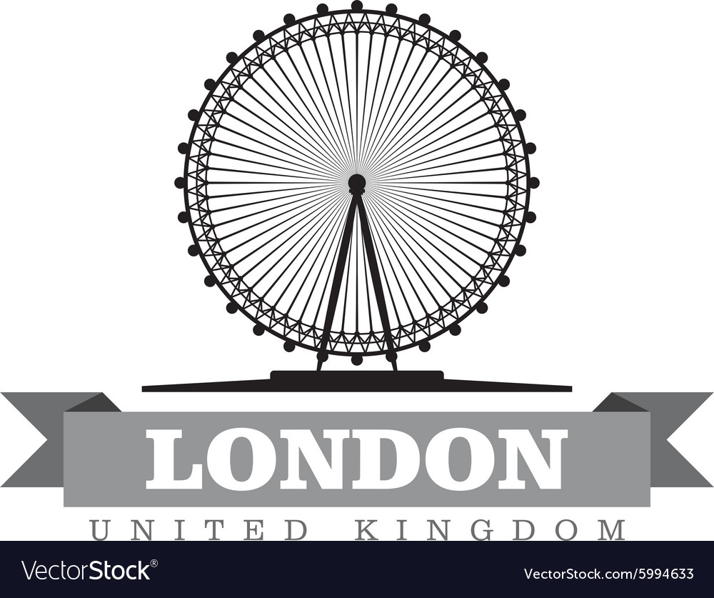 London United Kingdom city symbol