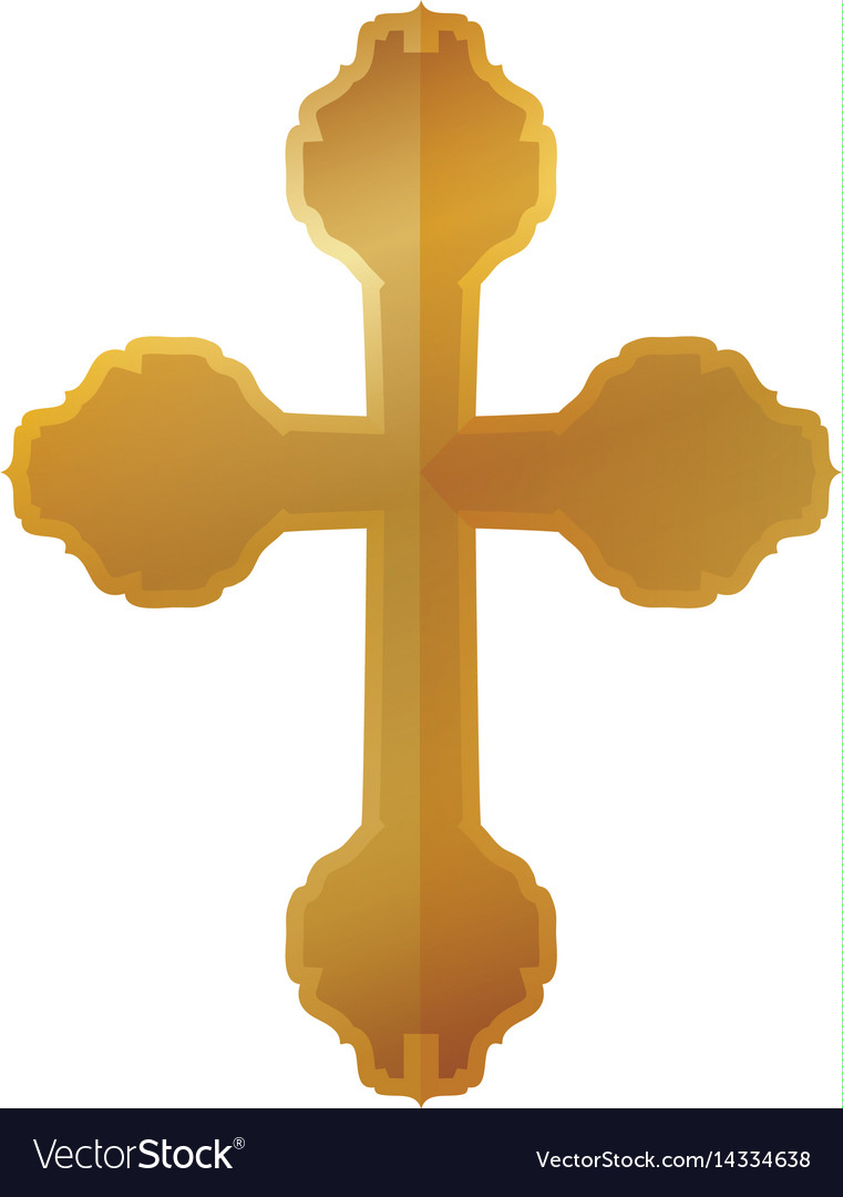 Christian cross symbol