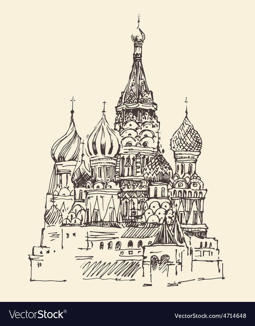 Moscow Cathedral of Vasily the Blessed city